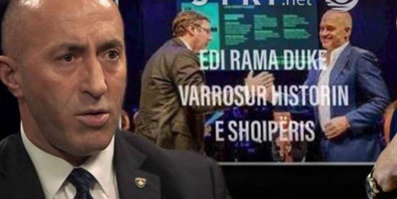 'Beogradi po feston padinë e Ramës me urdhër të padronit'