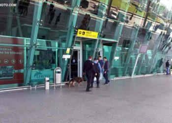 Masa në aeroportin e Rinasit kundër virusit, 25 shtetas kinezë i nënshtrohen kontrollit