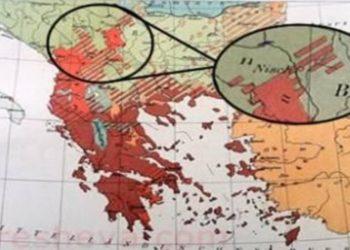 Në cilat vende është folur gjuha shqipe deri në vitin 1910