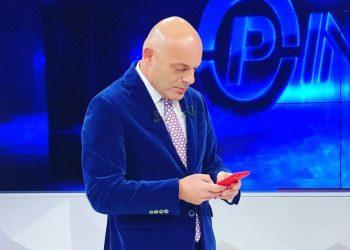 Paniku nga koronavirusi, Blendi Fevziut i vjen mesazhi i papritur 'live' në emision