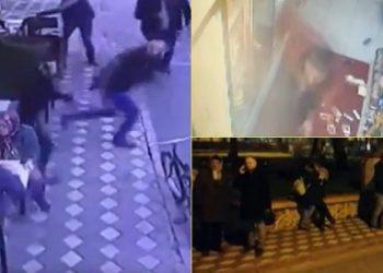 Pas tërmetit të fuqishëm dalin pamjet që tregojnë reagimin e qytetarëve, frikë dhe panik (VIDEO)