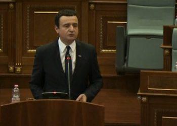 Pas një seance maratonë në Kuvend, Albin Kurti zyrtarisht kryeministër i Kosovës