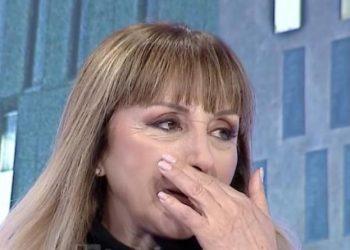 'Kemi qenë shumë të lumtur', çfarë e bëri të përlotet në emision aktoren mjaft të dashur shqiptare (FOTO)