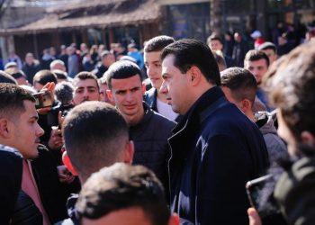 """""""I gjeta me zemrat plot me shpresë"""", Basha i revoltuar pas takimit në Kukës: Ta ndryshojmë një orë e më parë"""