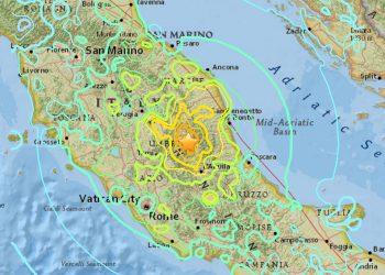 Ja sa ishte magnituda! Pas përhapjes nga koronavirusi, Italia goditet nga tërmeti