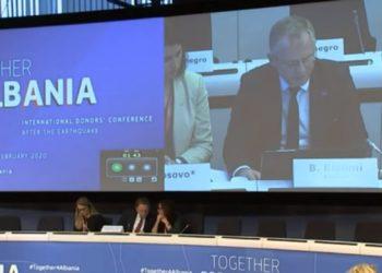 Konferenca në Bruksel për Shqipërinë, ja sa para dhuroi Kosova