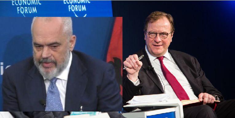 """""""Na le përshtypje si kryebashkiak"""". Zyrtari i lartë i BE-së lavdëron Ramën: Ballkani s'ka pro dhuar një politikan kaq karizmatik"""