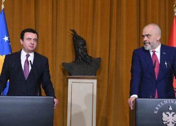 Takim 'kokë më kokë' me Albin Kurtin, kryeministri Rama zbulon çështjen e rëndësishme për të cilën ranë dakord