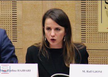 """""""Ky shans nuk duhet humbur"""", Rudina Hajdari jep lajmin e mirë: Tani, topi në fushën tonë"""