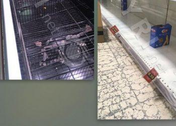 Frika nga Koronavirusi, boshatisen super-marketet në Milano