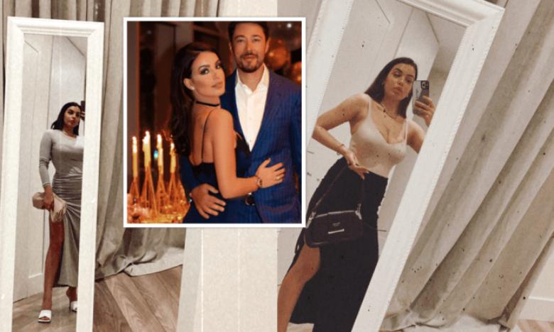 Nusja e Berishës tregon apartamentin e saj luksoz dhe garderobën me veshjet e shtrenjta (FOTO-VIDEO)