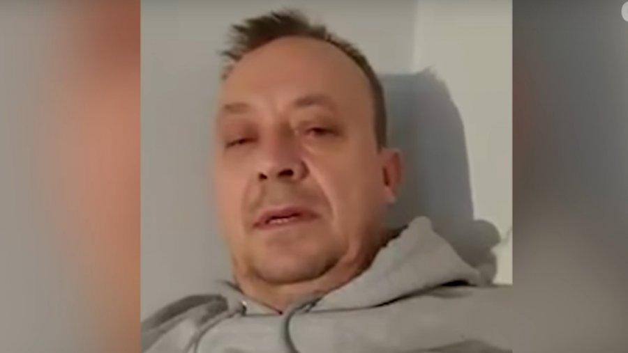 'Kjo të dhemb shumë, ndaj hapni sytë!' I sëmuri me koronavirus tregon ç'po vuan (VIDEO)