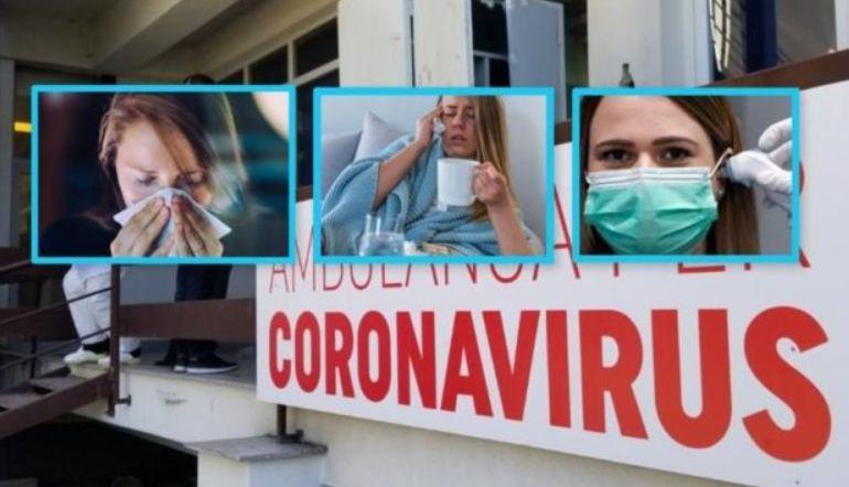 Kollë e diarre, kështu mund ta dalloni nëse keni koronavirus, grip apo të ftohët (FOTO)