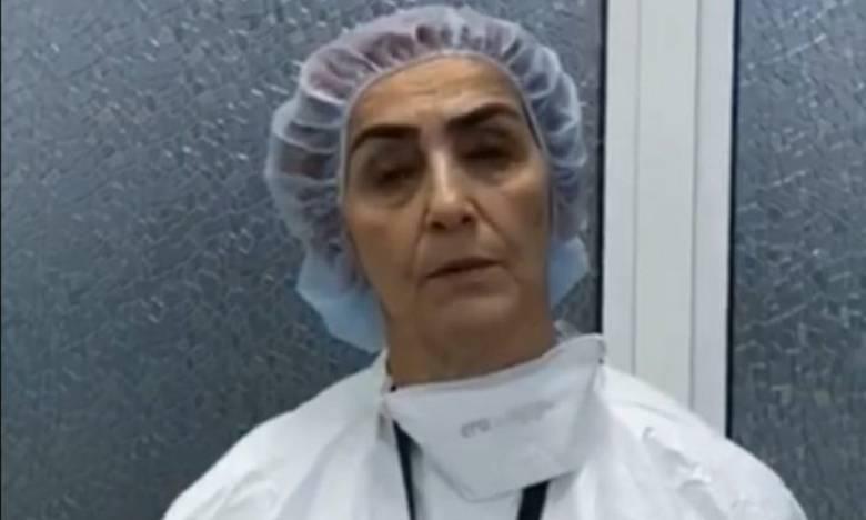 """""""E tmerrshme kur shikoj njerëz në rrugë që shëtisin"""", mesazhi i fortë i mjekes Najada Çomo (VIDEO)"""