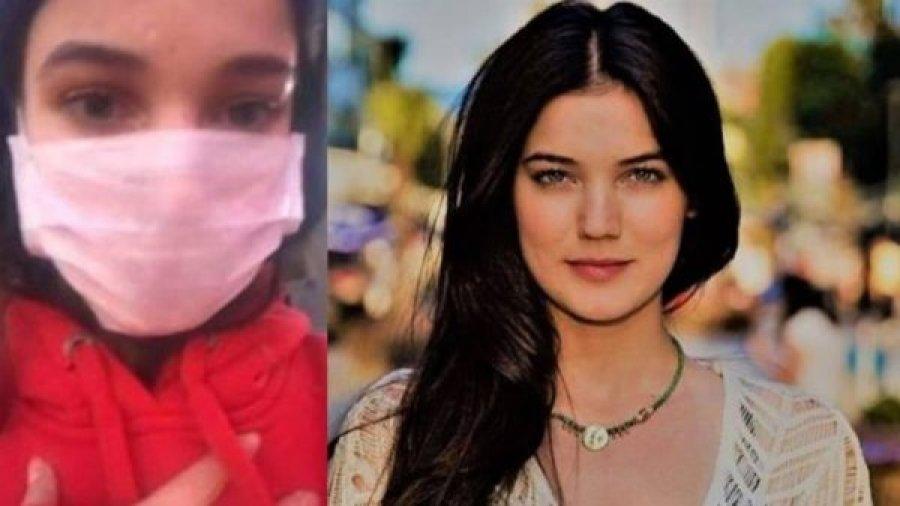 Gjyshja e saj dyshohet se ka 'Covid-19', karantinohet familja e aktores turke