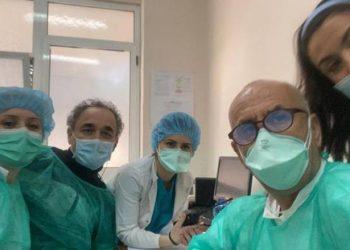 Mjeku Pipero: 15% e të shtruarve janë në gjendje të rëndë, nëse qytetarët nuk zbatojnë masat, situata do jetë shumë serioze