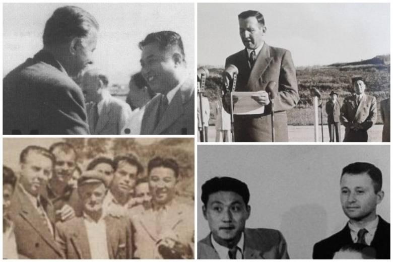 Pamje të rralla! Kur Enveri me Mehmetin, Hysniun dhe Ramizin, takoheshin me gjyshin e Kim Jong-ut në Vlorë dhe Phenian, dhe çfarë shkruante ai në ditarin e tij (FOTO)