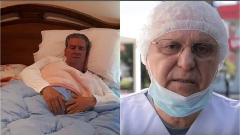 Adriatik Alimadhi futet në oksigjen  mjeku Tritan Kalo jep detajet e fundit si është gjendja e deputetit