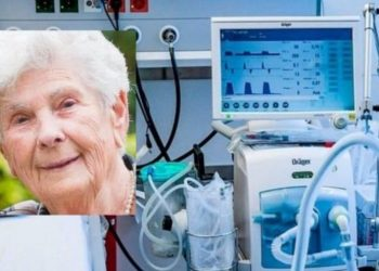 90 vjeçarja me korona refuzon respiratorin: Pata një jetë të mirë jepjani këtë një të riu