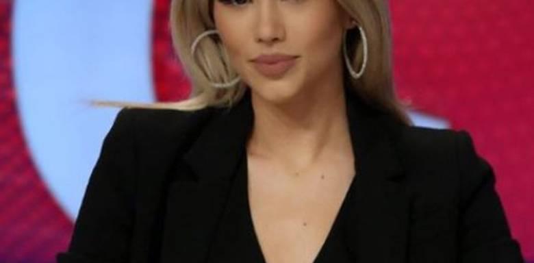 """""""Kolegu më shprehu dashurinë"""", moderatorja e Top Channel flet hapur dhe tregon se si ka reaguar (FOTO)"""