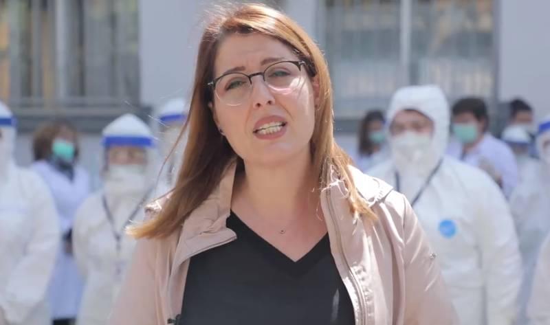 Ministrja Manastirliu publikon videon dhe zbulon strategjinë që po ndiqet nga epidemiologët kundër COVID-19 (VIDEO)