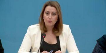 Spitali Infektiv vazhdon betejën me virusin Covid-19, ministrja Manastirliu del me mesazhin që jep forcë
