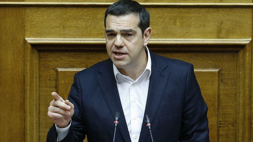 Debate në parlamentin grek, Tsipras flet për zgjedhje të parakohshme