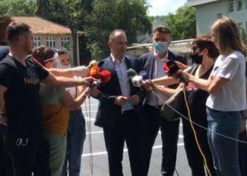 Maqedonia shton masat, 58 orë izolim per festën e Bajramit