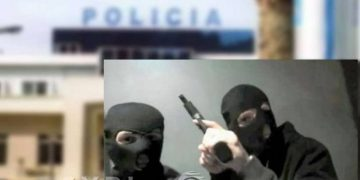 Mbarojnë punë për 3 minuta, grabitje spektakolare në Librazhd, shokohen pronarët dhe polica