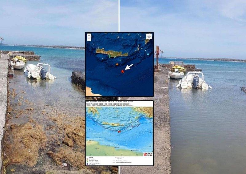 Greqia shkundet sërish nga 2 tërmete të fortë të njëpasnjëshëm, ja ku ishte epiqenda dhe sa ballë