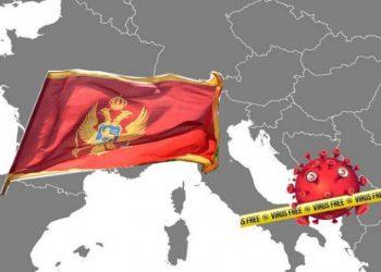 Fqinji i Shqipërisë, vendi i parë evropian që mund Corona-n