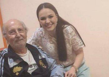 Pas një periudhe të gjatë është shfaqur sot mjeshtri i madh Mirush Kabashi, prej dy vitesh po vuan nga një sëmundje (FOTO)