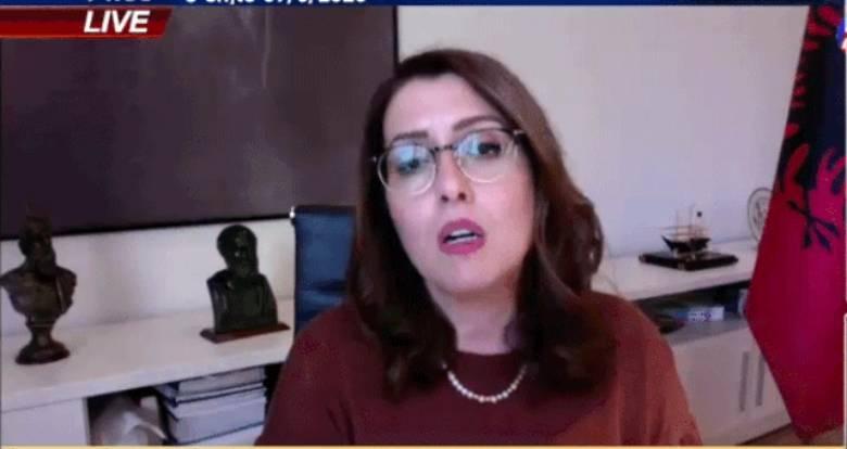 """""""Nuk duhet të entuziasmohemi"""", ministrja Manastirliu tregon 4 qytetet me riskun më të lartë të përhapjes së COVID-19"""