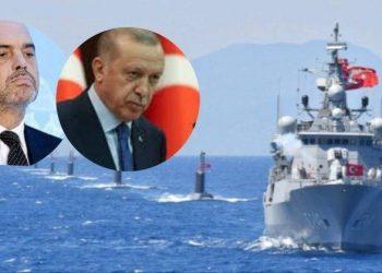 Alarmi i mediave greke se Pashalimani do i jepej Turqisë, reagon Ministria e Mbrojtjes