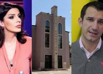 """""""Të ka në listën e zezë"""", ftesa e papritur e Sonila Meços për Erion Veliajn"""