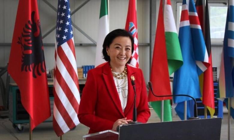 Yuri Kim dhe ministrja e Mbrojtjes firmosin kontratën e rëndësishme, ambasada e SHBA jep detajet çfarë bëhet fjalë