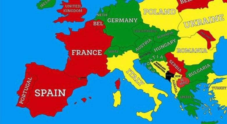 Rihapja e kufirit prej pandemisë, Mali i Zi nxjerr rregullat e reja, i vë vulën e verdhë Shqipërisë