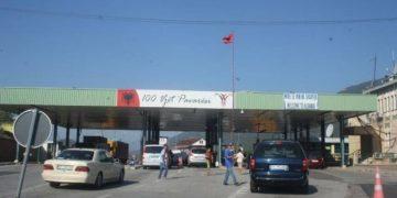 Kosova heq tarifën e dezinfektimit për kamionat e Shqipërisë