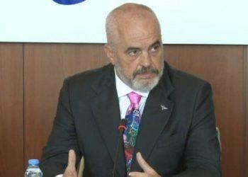 Rama: Vendimi i BE për mos hapjen e kufijve për Shqipërinë, politik. Në Bruksel thoshin s'duam t'ia dimë fare