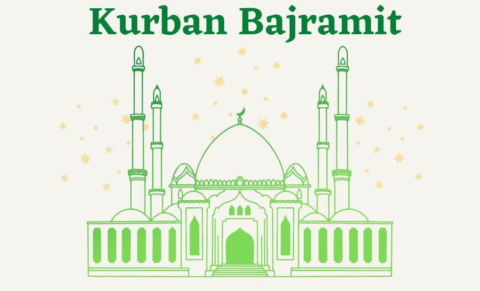 Urime festa e Kurban Bajramit nga Lajme.al
