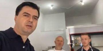 """""""Qeveria u dorëzua, merrni vetë masa ndaj COVID-19"""", Basha del me thirrjen e fortë për të gjithë qytetarët (VIDEO)"""