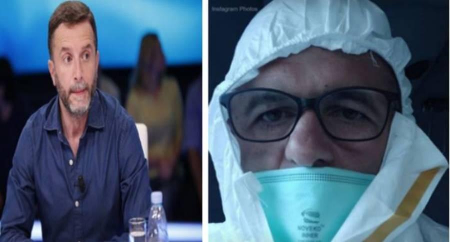 Mjeku i njohur i përgjigjet 'flakë për flakë' Braçes: Zv-kryeministri paska mësuar se si mbahet maska (FOTO)
