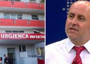 Pamjet e frikshme nga Infektivi, eksperti i Shëndetit Publik 'godet' ministrinë dhe tregon strategjinë e gabuar që po përdor