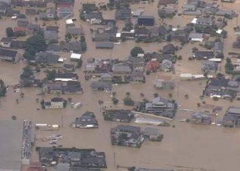 Përmbytje apokaliptike vijnë nga ky shtet, 14 viktima dhe dhjetra të zhdukur, shikoni pamjet e frikshme se çfarë ka ndodhur (FOTO)