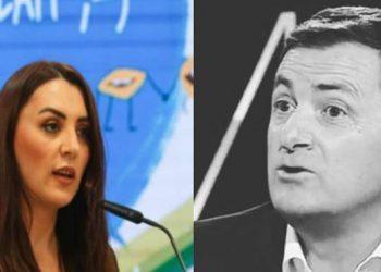 Deputetja e PS-së shpërthen ndaj Vangjel Tavos: U zgjove ti? Mos dil më se të ka dalë boja