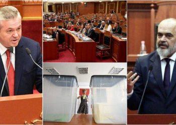 """""""Listat e hapura dhe koalicionet parazgjedhore nuk shkojnë bashkë"""", PS dhe opozita parlamentare bëjnë një hap pas"""