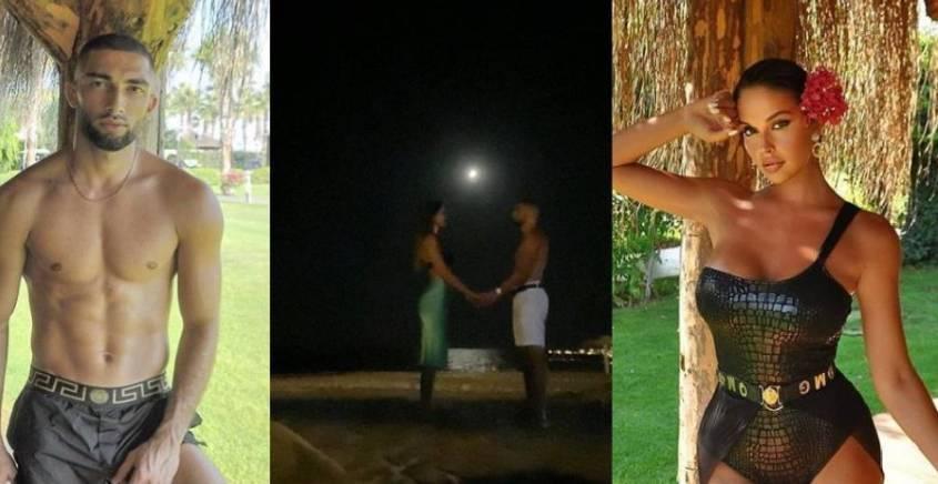 Oriola Marashi 'i tërheq veshin' Eros Grezdës për statusin e tij (FOTO)