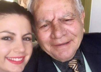 Humbi pak ditë më parë të atin, Rudina Dembacaj publikon foton me dedikimin prekës
