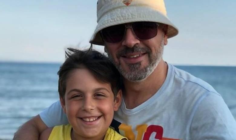 """""""Mos e harro kurrë që t'du shumë"""", i biri feston ditëlindjen, Sidrit Bejleri i bën urimin emocionues"""