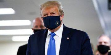 Mbajtja e maskës, presidenti Donald Trump zbulon arsyen pse nuk do ta bëjë me detyrim